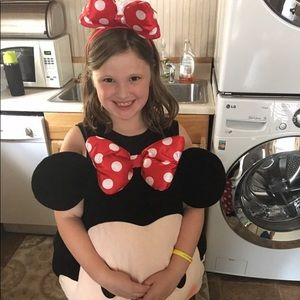 Minnie Mouse kids Halloween costume